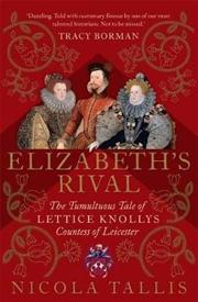 Elizabeth's Rival | Paperback Book