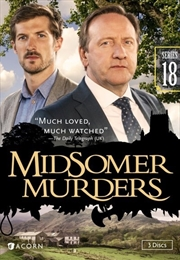 Midsomer Murders - Season 18 | DVD