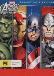 Avengers Assemble: S1 Collectors Edition