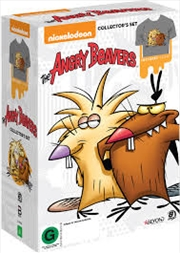 The Angry Beavers Collector's Set