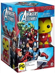 Avengers Assemble Pop