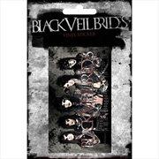 Black Veil Brides Landscape Sticker