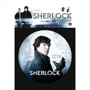 Sherlock Vinyl Sticker | Merchandise