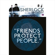 Sherlock Friends Vinyl Sticker | Merchandise