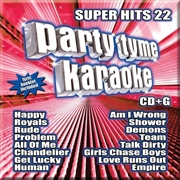 Party Tyme Karaoke - Super Hits - Vol 22