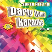 Party Tyme Karaoke - Super Hits - Vol 19 | CD
