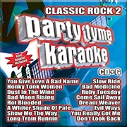 Party Tyme Karaoke - Classic Rock - Vol 2 | CD