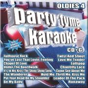 Party Tyme Karaoke - Oldies - Vol 4 | CD