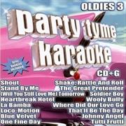Party Tyme Karaoke - Oldies 3