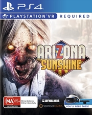 Arizona Sunshine: Psvr