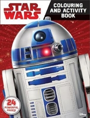 Star Wars - Colouring and Activity Book