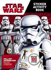 Star Wars - Sticker Activity Book