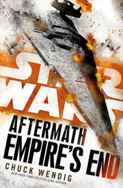 Star Wars - Aftermath - Empire's End | Paperback Book