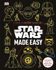Star Wars Made Easy | Paperback Book