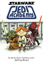 Star Wars - Jedi Academy - Book 1
