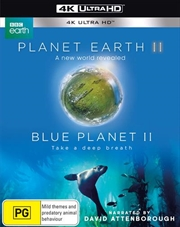 Planet Earth 2 / Blue Planet 2
