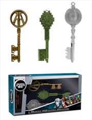 Ready Player One - Keys 3-pack