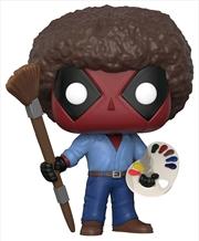 Deadpool - Playtime Bob Ross