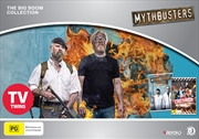 Mythbusters The Big Boom Collection