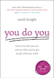 You Do You | Paperback Book