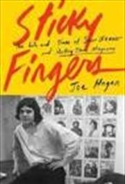 Sticky Fingers | Paperback Book