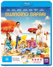Swinging Safari | Blu-ray