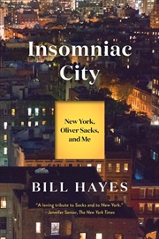 Insomniac City | Paperback Book