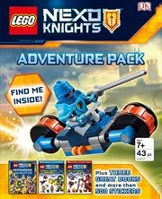 LEGO® Nexo Knights: Adventure Pack | Paperback Book