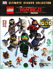 Lego R Ninjago R Movie Tm Ulti
