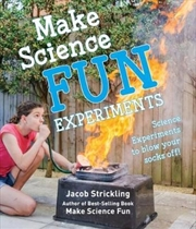 Make Science Fun: Experiments | Paperback Book