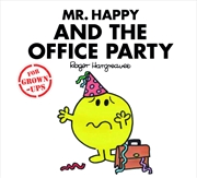 Mr Happy And The Office Party | Paperback Book
