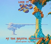 Like It Is - Yes At The Bristol Hippodrome | Blu-ray