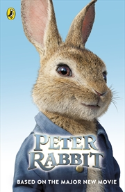 Peter Rabbit: Based On The Major New Movie | Paperback Book