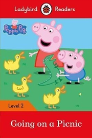 Peppa Pig: Going On A Picnic | Paperback Book