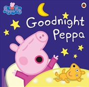 Peppa Pig: Goodnight Peppa | Paperback Book
