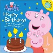 Peppa Pig: Happy Birthday | Paperback Book