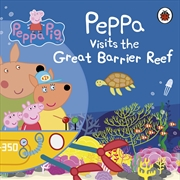 Peppa Pig: Peppa Visits The | Paperback Book