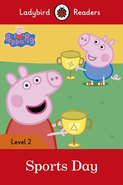 Peppa Pig: Sports Day   Paperback Book