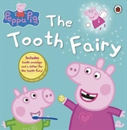 Peppa Pig: The Tooth Fairy | Paperback Book