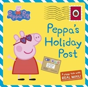 Peppas Holiday Post: Peppa Pig | Paperback Book