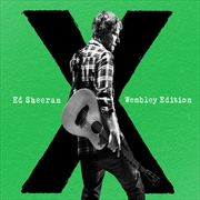 X (Wembley Edition) | CD