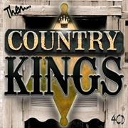 Country Kings: 4CD | CD