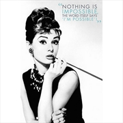 Audrey Hepburn QuoteFilm/TV/Personalities