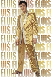 Elvis Presley Gold | Merchandise