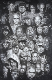 Hip Hop Artists By Herbert Beyer