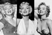 Marilyn Monroe - Trio