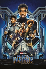 Black Panther - One Sheet | Merchandise