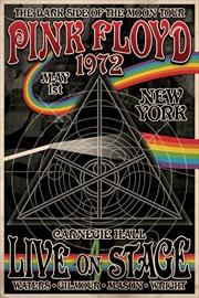 Pink Floyd - Dark Side Tour | Merchandise