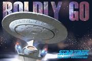 Star Trek Next Generation - Boldly Go | Merchandise