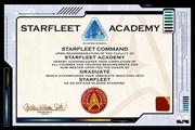 Star Trek Certificate | Merchandise